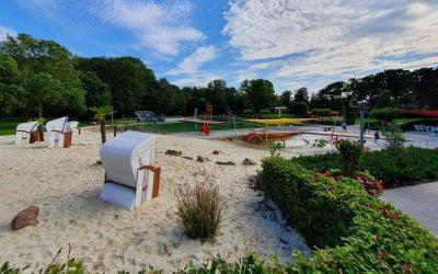 Das Naturbad Ennigerloh startet in die Freibadsaison 2021
