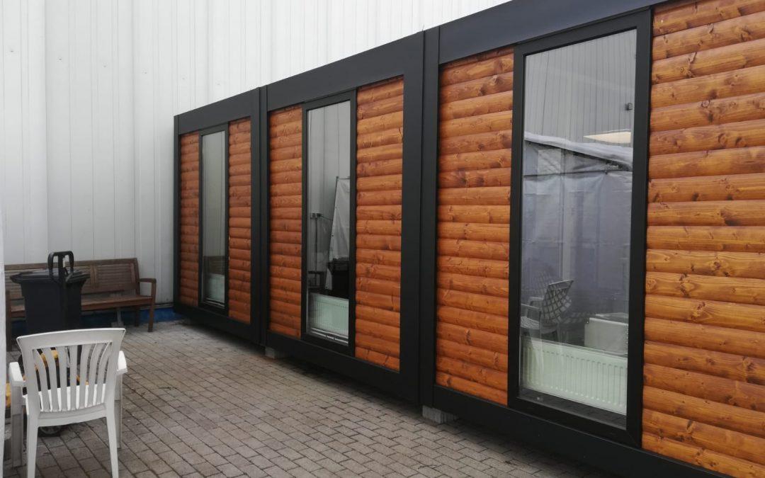 Ein neuer Kiosk für das Naturbad